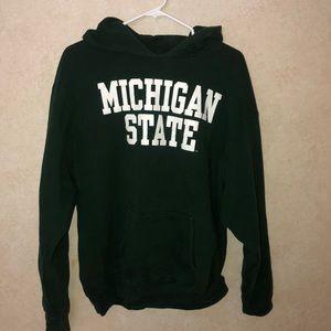Green State hoodie